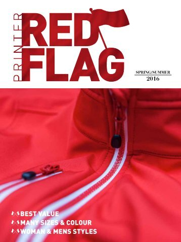 Catalogo Printer Red Flag