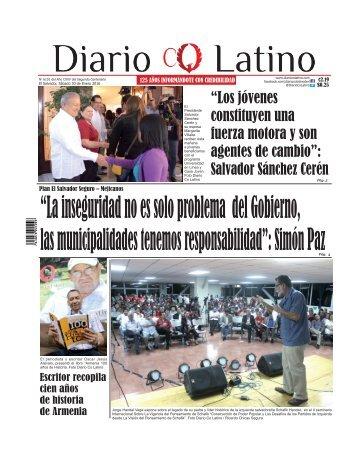 Edición 30 de Enero de 2016