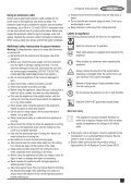BlackandDecker Coupe-Bordure- Gl310 - Type 1 - Instruction Manual (Européen) - Page 5