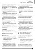 BlackandDecker Coupe-Bordure- Gl250 - Type 1 - Instruction Manual (Européen) - Page 7