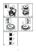 BlackandDecker Coupe-Bordure- Gl652 - Type 1 - Instruction Manual (la Hongrie) - Page 3