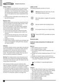 BlackandDecker Taille-Haies S/f- Gtc1850n - Type H1 - Instruction Manual (Anglaise) - Page 6