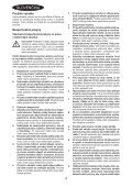 BlackandDecker Taille-Haies S/f- Gtc1850l - Type H1 - Eu - Instruction Manual (Slovaque) - Page 4