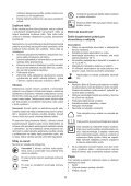 BlackandDecker Taille-Haies S/f- Gtc1850l - Type H1 - Eu - Instruction Manual (Slovaque) - Page 6