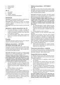 BlackandDecker Taille-Haies S/f- Gtc1850l - Type H1 - Eu - Instruction Manual (Slovaque) - Page 7