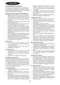 BlackandDecker Coupe-Bordure- Gl656 - Type 2 - 3 - Instruction Manual (la Hongrie) - Page 4