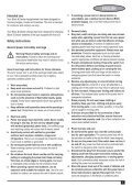 BlackandDecker Taille Haies Sans Fil- Gtc800nm - Type H1 - Instruction Manual (Européen) - Page 5