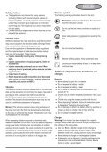 BlackandDecker Taille Haies Sans Fil- Gtc800nm - Type H1 - Instruction Manual (Européen) - Page 7