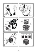 BlackandDecker Coupe-Bordurel Sans Fil- Glc3630l - Type H1 - Instruction Manual (Roumanie) - Page 4