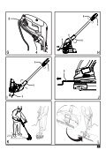 BlackandDecker Coupe-Bordure- Gl5530 - Type 1 - Instruction Manual (Européen) - Page 3