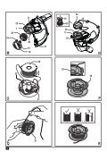 BlackandDecker Coupe-Bordure- Gl5530 - Type 1 - Instruction Manual (Européen) - Page 4