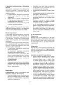 BlackandDecker Taille Haies- Gt6026 - Type 1 - Instruction Manual (la Hongrie) - Page 7
