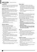 BlackandDecker Coupe-Bordure- Gl360 - Type 1 - Instruction Manual (Européen) - Page 4