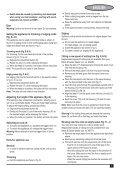 BlackandDecker Coupe-Bordure- Gl716 - Type 5 - Instruction Manual (Européen) - Page 7
