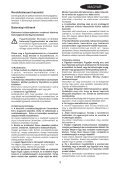BlackandDecker Taille Haies- Gt515 - Type 2 - Instruction Manual (la Hongrie) - Page 3