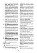 BlackandDecker Taille-Haies S/f- Gtc3655l - Type H1 - Instruction Manual (Pologne) - Page 5