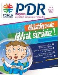 PDR dergi