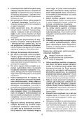 BlackandDecker Taille Haies- Gt110 - Type 3 - Instruction Manual (Pologne) - Page 4