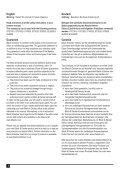 BlackandDecker Accessoire- Cm100 - Type 1 - Instruction Manual (Européen) - Page 2