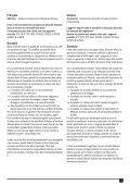 BlackandDecker Accessoire- Cm100 - Type 1 - Instruction Manual (Européen) - Page 3