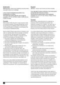 BlackandDecker Accessoire- Cm100 - Type 1 - Instruction Manual (Européen) - Page 4