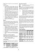 BlackandDecker Taille Haies- Gt501 - Type 1 - Instruction Manual (Turque) - Page 6