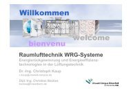Dr.-Ing. Christoph Kaup - HOWATHERM