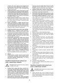 BlackandDecker Debroussaileuse- Gsl200 - Type H1 - Instruction Manual (Tchèque) - Page 5