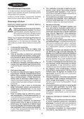 BlackandDecker Debroussaileuse- Gsl200 - Type H1 - Instruction Manual (la Hongrie) - Page 4