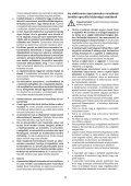 BlackandDecker Debroussaileuse- Gsl200 - Type H1 - Instruction Manual (la Hongrie) - Page 5
