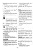 BlackandDecker Debroussaileuse- Gsl200 - Type H1 - Instruction Manual (la Hongrie) - Page 7