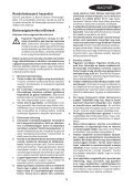 BlackandDecker Taille Haies- Gt115 - Type 3 - Instruction Manual (la Hongrie) - Page 3