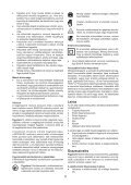 BlackandDecker Taille Haies- Gt115 - Type 3 - Instruction Manual (la Hongrie) - Page 5