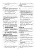 BlackandDecker Taille Haies- Gt115 - Type 3 - Instruction Manual (la Hongrie) - Page 6