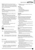 BlackandDecker Debroussaileuse- Gsl200 - Type H1 - Instruction Manual (Anglaise) - Page 7