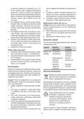 BlackandDecker Taille Haies- Gt115 - Type 3 - Instruction Manual (Pologne) - Page 7