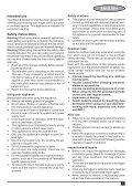 BlackandDecker Coupe-Bordure- Gl5028 - Type 1 - Instruction Manual (Européen Oriental) - Page 7