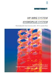 Systems - HOWATHERM