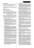 BlackandDecker Debroussaileuse- Gsl700 - Type H1 - Instruction Manual (Turque) - Page 5