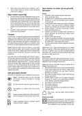 BlackandDecker Debroussaileuse- Gsl700 - Type H1 - Instruction Manual (Turque) - Page 7