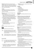 BlackandDecker Debroussaileuse- Gsl700 - Type H1 - Instruction Manual (Européen) - Page 7