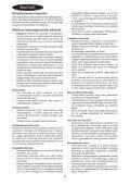 BlackandDecker Coupe-Bordure- Gl655 - Type 1 - Instruction Manual (la Hongrie) - Page 4
