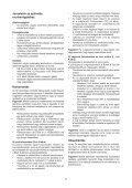 BlackandDecker Coupe-Bordure- Gl655 - Type 1 - Instruction Manual (la Hongrie) - Page 7