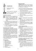 BlackandDecker Tondeuse Rotative- Gr3800 - Type 1 - 2 - Instruction Manual (la Hongrie) - Page 7