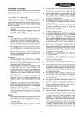 BlackandDecker Tondeuse Rotative- Gr3000 - Type 1 - 2 - Instruction Manual (Roumanie) - Page 5