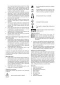 BlackandDecker Tondeuse Rotative- Gr3000 - Type 1 - 2 - Instruction Manual (Roumanie) - Page 6
