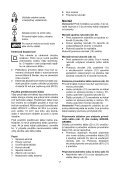 BlackandDecker Tondeuse Rotative- Gr3810 - Type 1 - 2 - Instruction Manual (Slovaque) - Page 7
