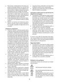 BlackandDecker Tondeuse Rotative- Gr3410 - Type 1 - Instruction Manual (Roumanie) - Page 6