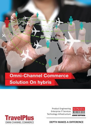 Omni-Channel Commerce Solution On hybris