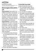 BlackandDecker Tondeuse S/f- Clm3820 - Type 1 - Instruction Manual (la Hongrie) - Page 6